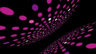 Disco Dots Moving stock footage