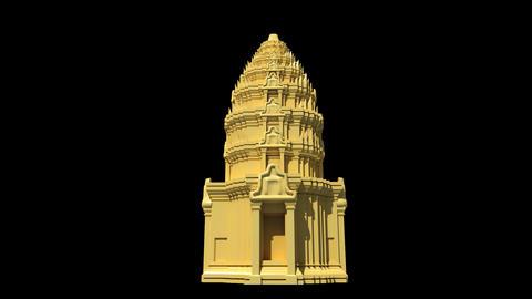 Cambodia - Angkor Wat Stock Video Footage