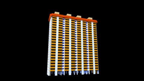 Singapore - HDB Animation