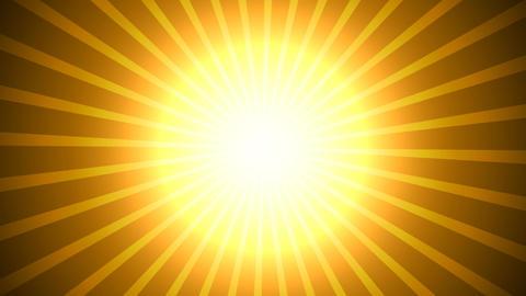 Rayorama Glorious Gold Stock Video Footage