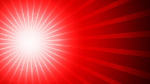 Rayorama Heroic Red Left Stock Video Footage