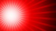 Rayorama Heroic Red Left stock footage
