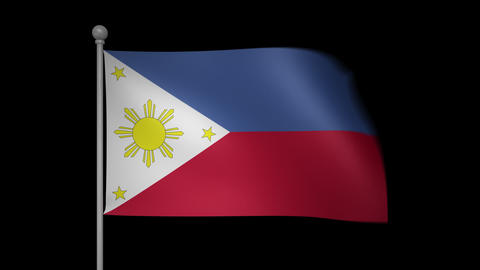 Philippines Stock Video Footage
