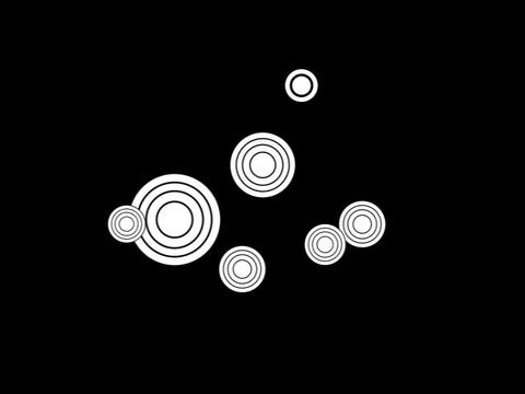 Circle Pop Stock Video Footage