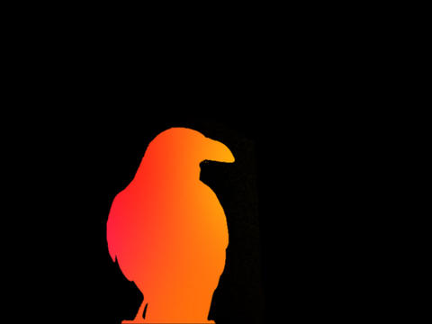 Crow Animation