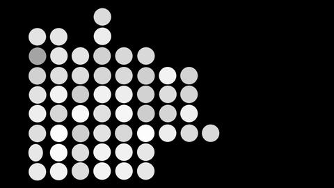 Dot Wipe Animation