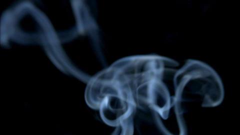 Graceful Smoke Footage