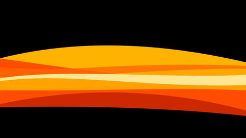 Cubist Wave Animation