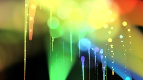 Fibre Optics Core Stock Video Footage
