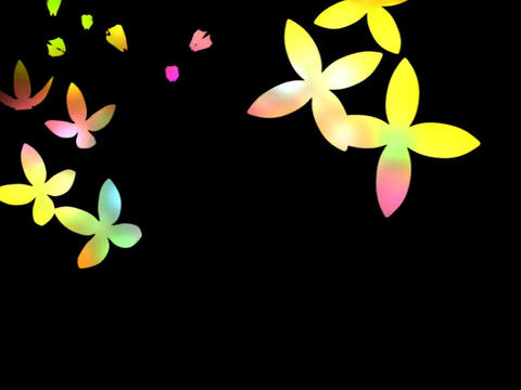 flower power Stock Video Footage