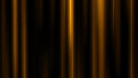 Fractal Lines Gold Animation