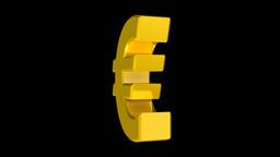Euro (Bold) Animation