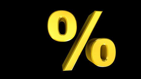 Percentage Wipe Stock Video Footage