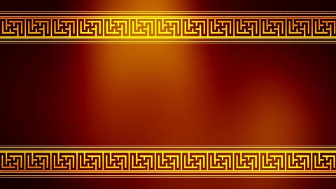 Oriental Background 02 Stock Video Footage