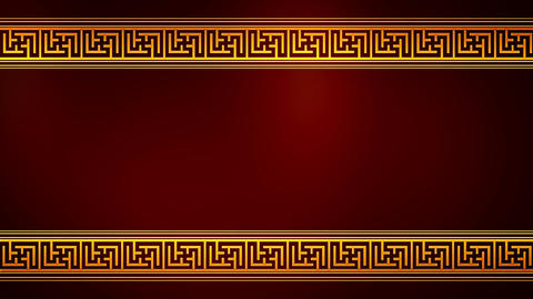 Oriental Background 02 Animation