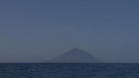 Stromboli 03 Stock Video Footage