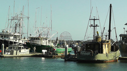 San Diego Port 03 Stock Video Footage