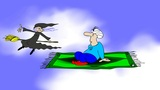 FLYING CARPET Animation
