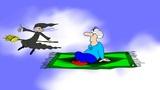 FLYING CARPET Animation