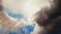Tamelapsed clouds Stock Video Footage