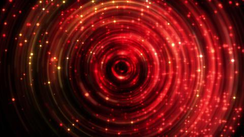LED Light Tunnel 7 R 1 4 K CG動画素材