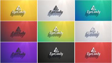 Flat Logo Kit After Effects Template