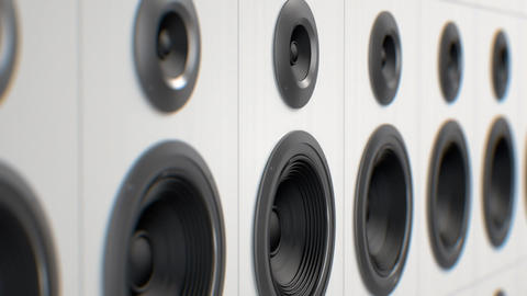 Speakers Animation