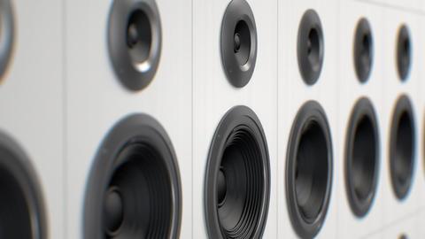 Speakers Animation