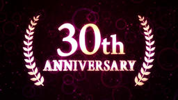 30th anniversary 85 Animation