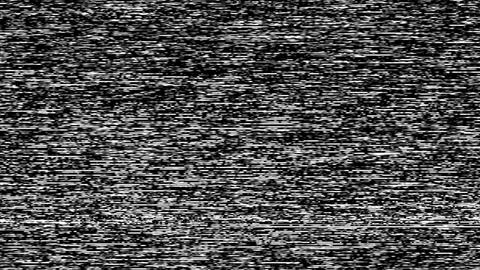 Video tape noise Footage