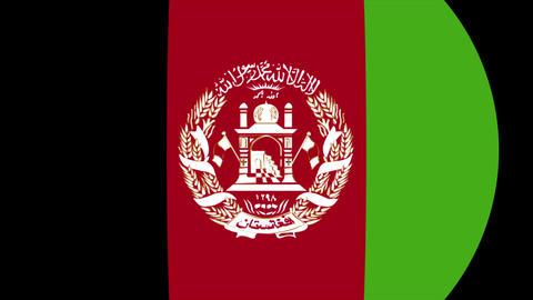 Afghanistan Alpha-4K MP4 Animation
