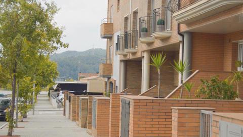 Medium Wealth Residential Street Live Action