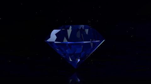 Blue Diamond 1 Animation