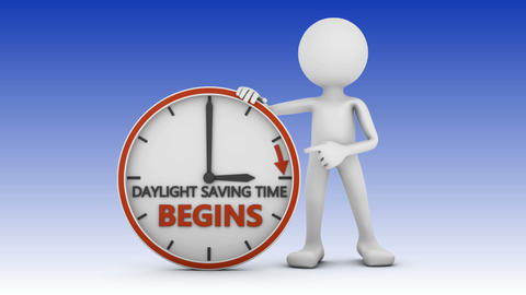 Daylight saving time 03 Animation
