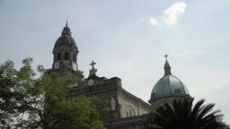 Manila Cathedral, Intramuros Footage