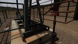 oil well pumping ビデオ