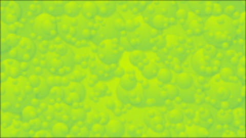 Abstract green blurred circles video animation Animation