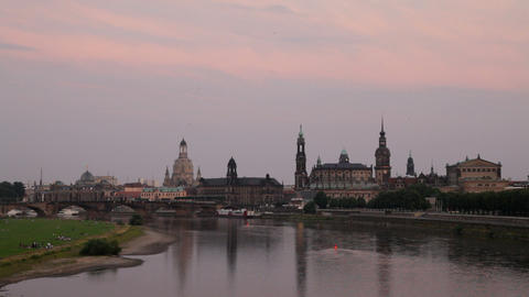 Dresden, Germany Footage
