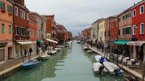 Murano, Italy Footage