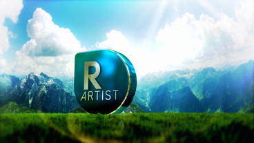 Realastic Environment Logo Rveal After Effects Project