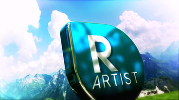 Realastic Environment Logo Rveal After Effects Template