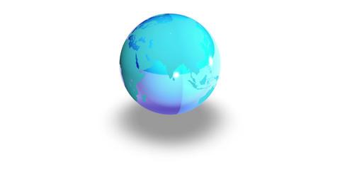 Planet earth Rotation ライブ動画
