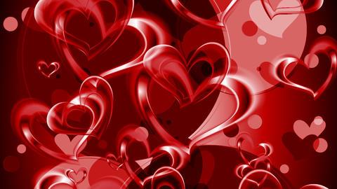 Valentine Day video animation Animation