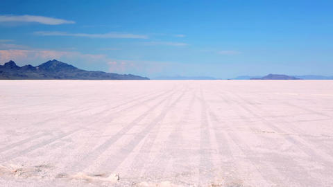Bonneville Salt Flats Live Action