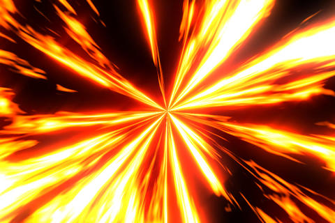 Fire-Background 1 CG動画素材