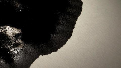 Korean Traditinal Calligraphy Concept Props Footage