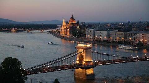 Budapest, Hungary Footage