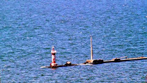Lighthouse and Railhead Footage