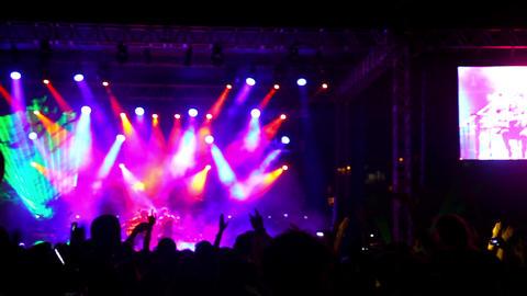 Concert Light Live Action