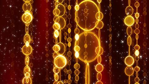 Chain line Circle 2 Rm Cb 4 K CG動画素材